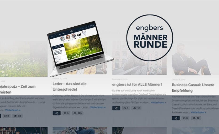 engbers Männerrunde - der neue engbers Blog