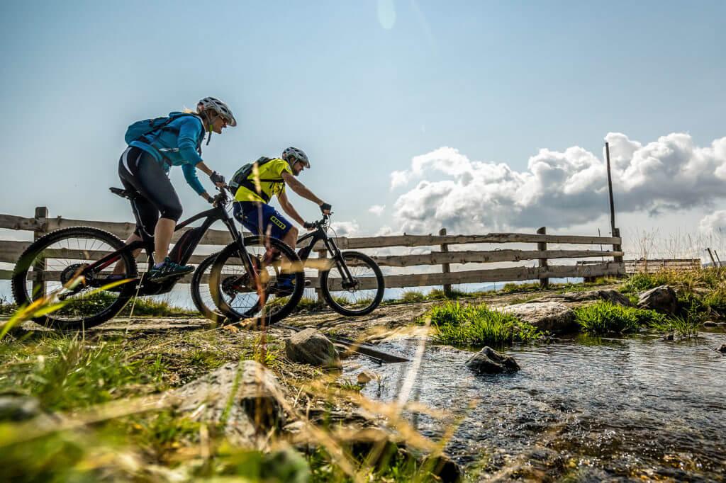 Aktiv-Urlaub im Taubersunterwirt - Radtour