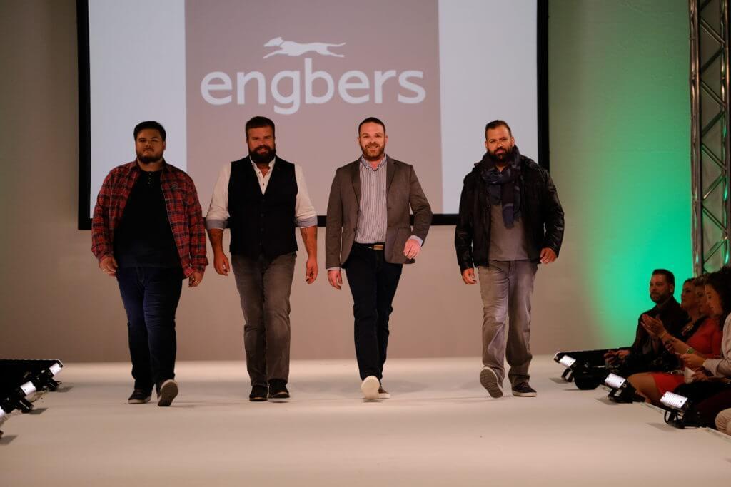 Plus Size Fashion Days Fashion Show - 4 Männer