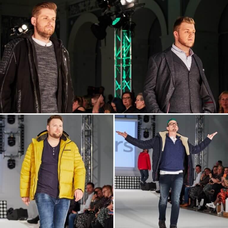 Collage Diversity Fashion Days