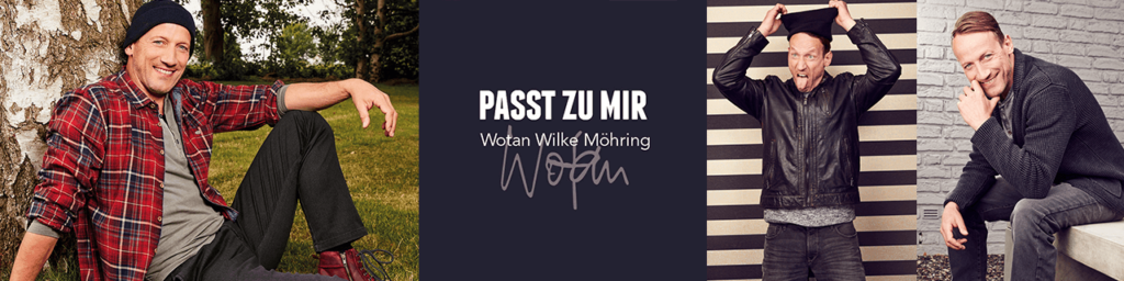 Der neue Markenbotschafter Wotan Wilke Möhring