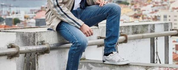 Zu jedem Anlass gut gekleidet - Beitragsbild Jeans