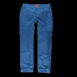 Schmeichelnde Kleidungsstücke für den Sommertyp - Herren Chino in blau