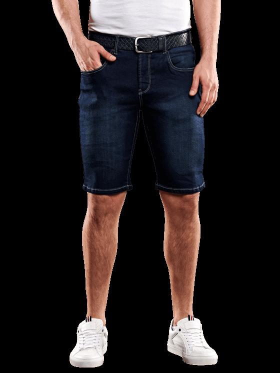 Zu jedem Anlass....Herren Bermuda aus Jeans in dunkelblau