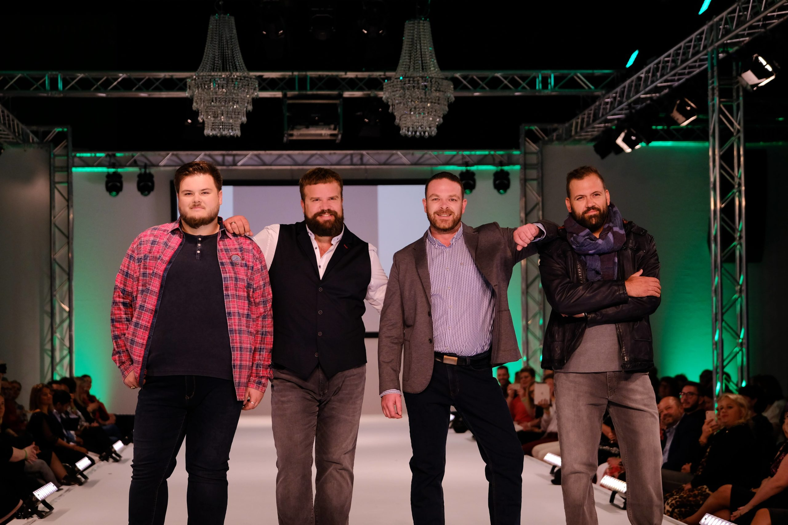 Plus Size Fashion Days - engbers Schnappschuss Fashionshow