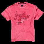 Schmeichelnde Kleidungsstücke für den Sommertyp - Herren T-Shirt in rot