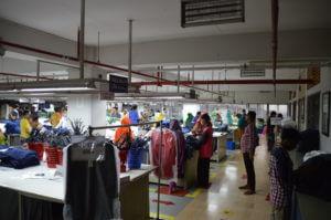 Zuerst der Mensch – dann der Mitarbeiter! - Produktionsstätte in Bangladesh