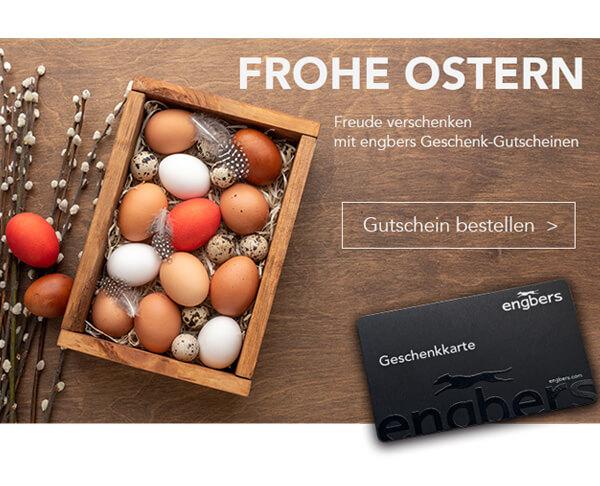 Geschenkkarten als Ostergeschenk