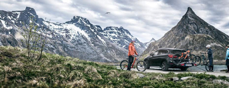 Thule Gewinnspiel Fahrradequipment in den Bergen