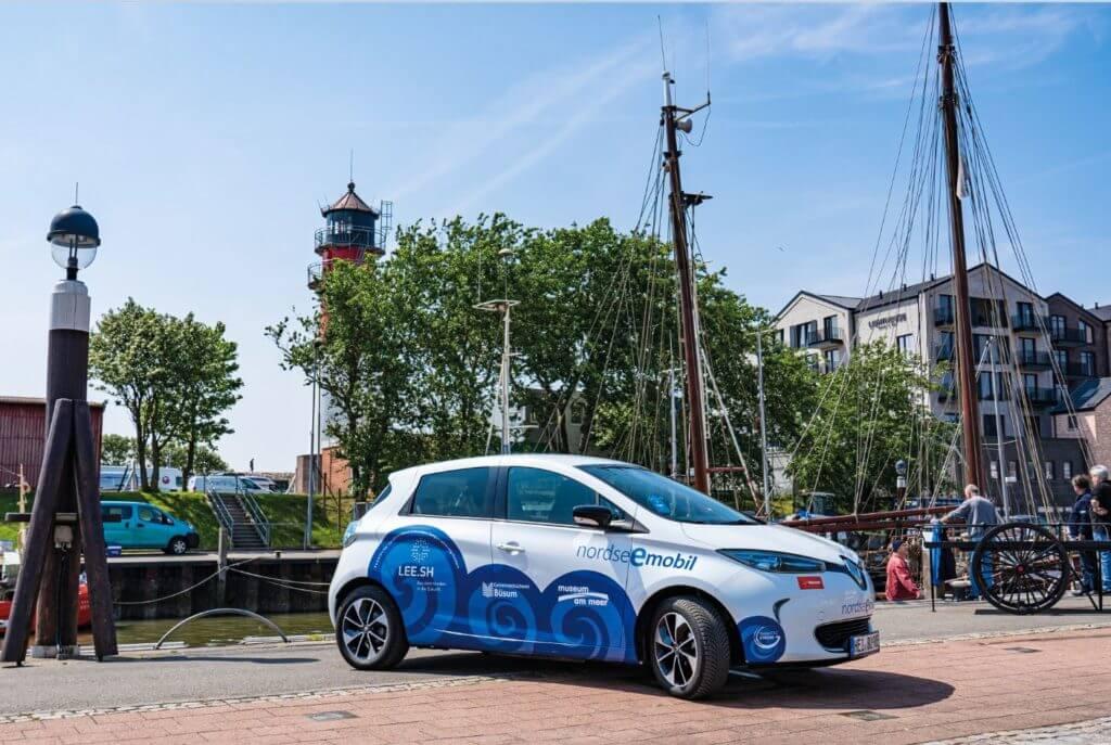 Klimaschutz im Urlaub - Nordseemobil