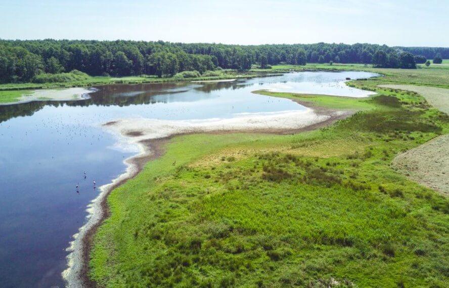 Internationale Projekte für den Klimaschutz - Landschaft