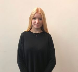 Charleen Kittner zum Azubi-Projekt 2019