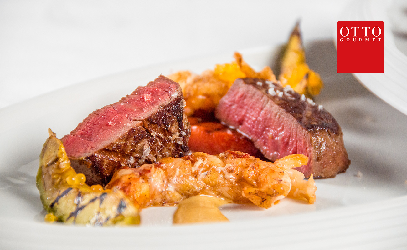 Surf and Turf - OTTO Gourmet