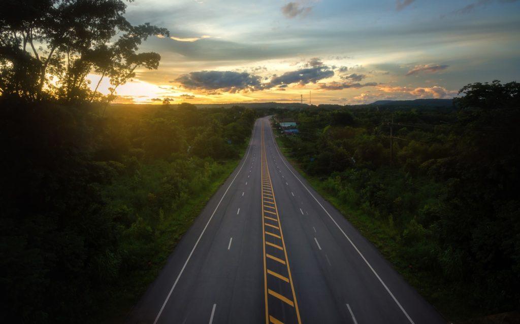 Roadtrip durch Deutschland