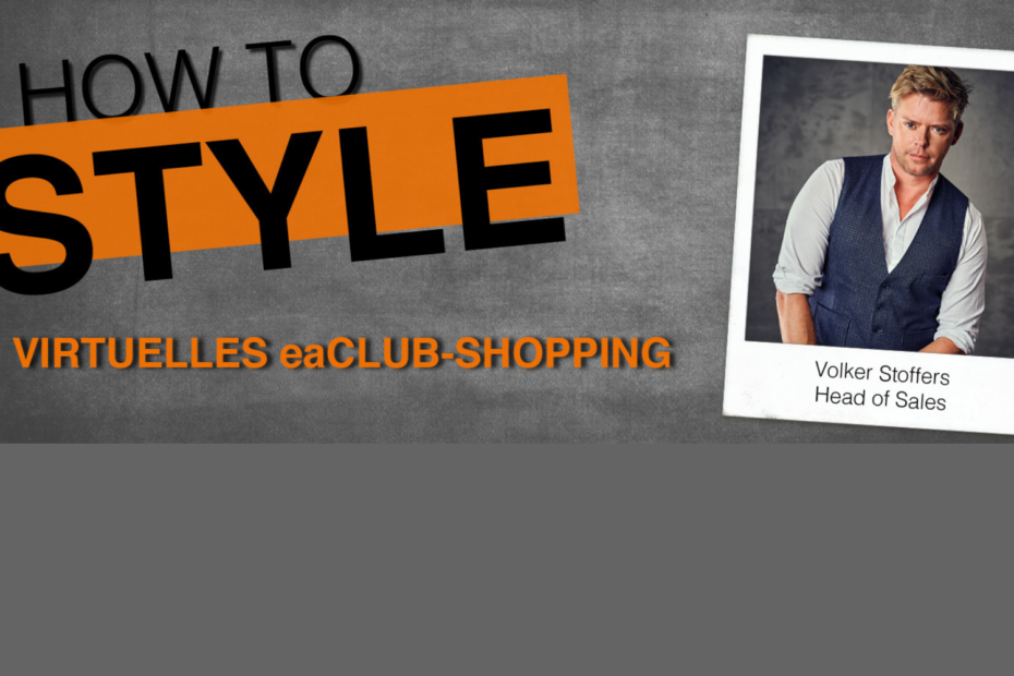 How to Style Virtuelles eaClub-Shopping