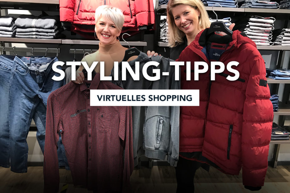 Styling-Tipps Virtuelles Shopping